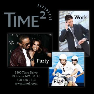 Time to . . . Party with a Luxury Watch