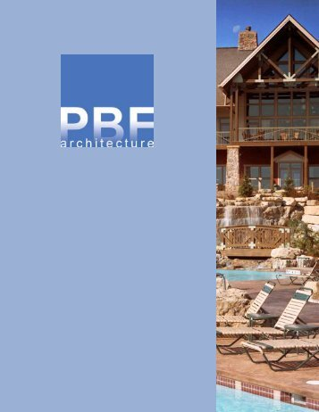 Download Brochure - PBF Architecture
