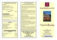 Download Flyer Wellnessangebote - Das Hotel Bad Emser Hof