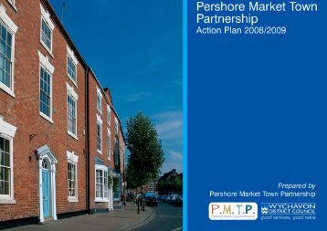 Pershore Market Town Partnership - Wychavon District Council