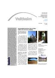 Veltheim - Zu den Winterthurer Kirchgemeinden