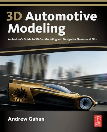 3D Automotive Modeling
