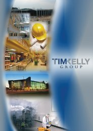 Development, Building Services & Fit-Out - Tim Kelly Group