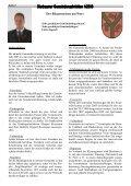 11.2008 Gemeindezeitung - Gemeinde Bierbaum am Auersbach - Page 2