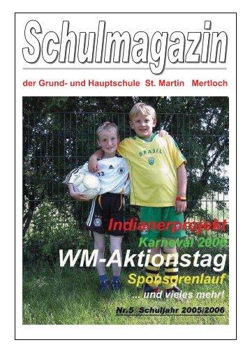 der Grund- und Hauptschule St. Martin Mertloch - Grundschule ...