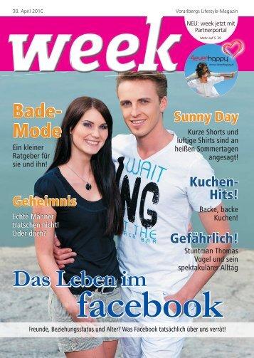 Das Leben im Das Leben im facebook - eVN.vol.at