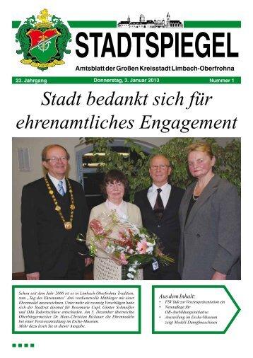 Stadtspiegel 01-13.pdf - Stadt Limbach-Oberfrohna