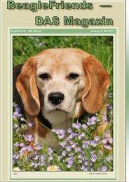 Ausgabe 7 / März 2011 BeagleFriends - DAS Magazin