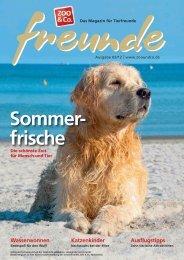 Sommer- frische - Zoo & Co. Siegen