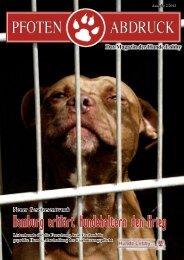Pfotenabdruck 02/2012 (pdf, 15332kb) - Hundelobby