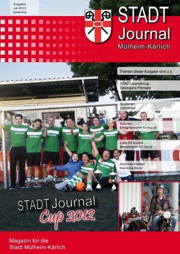 Cup 2012 - TomTom PR Agentur