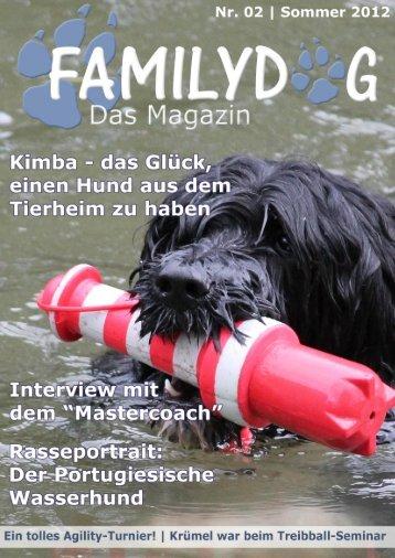 Gewonnen hat Susanne Meyer mit einem Foto ihrer beiden Hunde