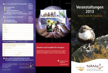 NANU-Heft 2013