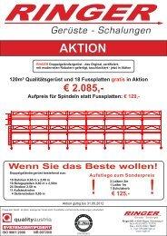 Gerüst Aktion Mai 2012 .cdr - Ringer KG