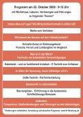Programm und Anmeldung unter  www.fh-flensburg.de - Seite 2
