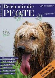 Ausgabe 04/2009 - Reich mir die Pfote
