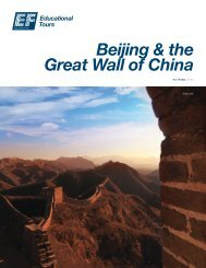 Beijing & the Great Wall of China - Web