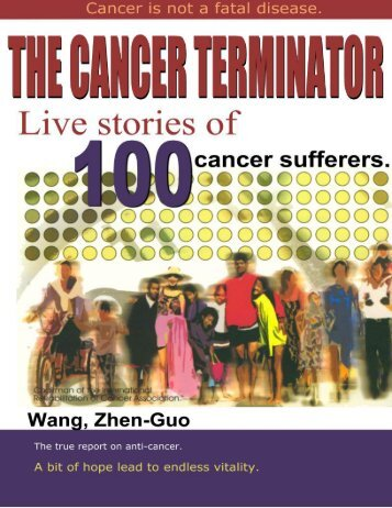The Cancer Terminator Part II - Cancer Book