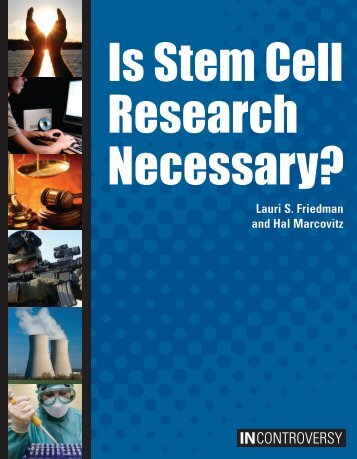 stem cell research con viewpoint