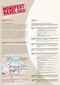 Programm Flyer - Basel - Page 2