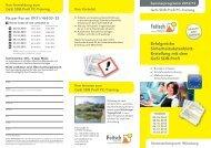 Trainingsprogramm [PDF] - GeSi