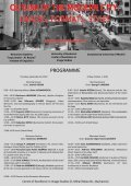 International Conference OUTLINE OF THE MODERN CITY ... - CESI - Page 2