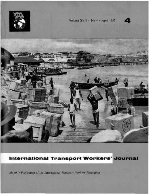 International Transport Workers' Journal