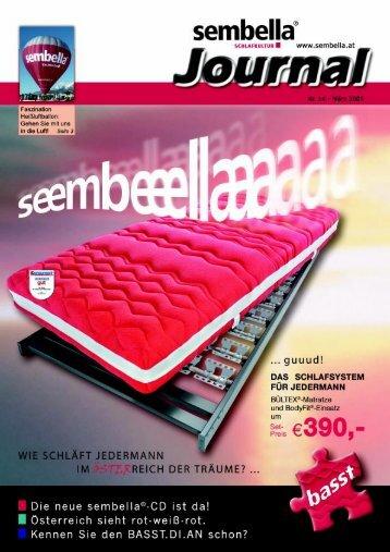 Entsprechend - Sembella Gmbh