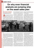A flamin' good job - Rail and Maritime Transport Union - Page 6