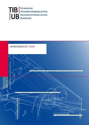 TIB/UB Jahresbericht 2009