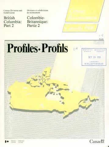British Columbia, part 2 = Colombie-Britannique, partie 2. - Index of