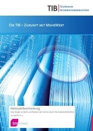 Methodenbeschreibung - TIB