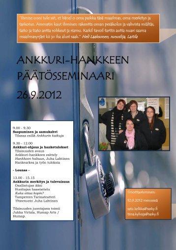 liitteenä - ALPO.fi