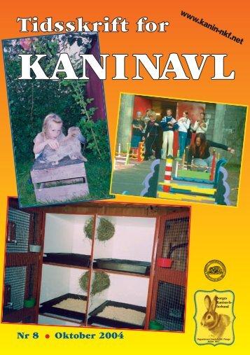 TK nr. 8 - Norges Kaninavlsforbund