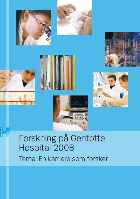 Forskning på Gentofte Hospital 2008