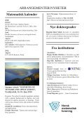 Januar 2010 - Norsk matematisk forening - Page 2
