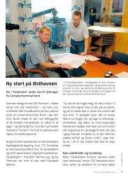 Ny start på Østhavnen - Århus Havn