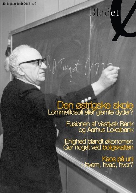 Den østrigske skole - Bladet Ø