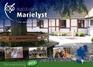 Kursuskatalog - Højskolen Marielyst
