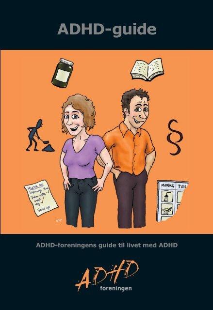 ADHD-guide - ADHD: Foreningen