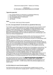 1 Diakonische Leipziger gGmbH – Diakonie am Thonberg Protokoll ...