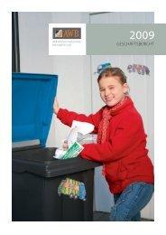 Geschäftsbericht AWB GmbH & Co. KG 2009 ( pdf - Stadtwerke Köln