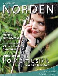 Folkemusikk - Forsiden - Foreningen Norden
