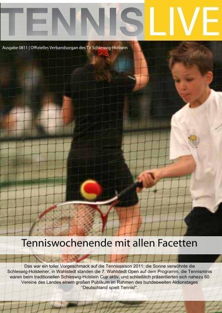 LIVE - Tennisverband Schleswig-Holstein