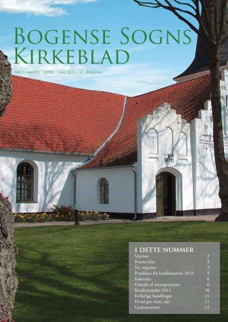 Bogense Sogns Kirkeblad - Bogense kirke