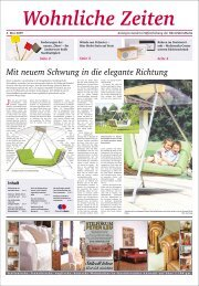 Wohnliche Zeiten - Rhein-Main.Net