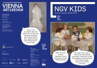 Art & Design Discovery Activity - National Gallery of Victoria