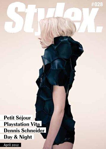 Petit Séjour Playstation Vita Dennis Schneider Day ... - Stylex Magazin