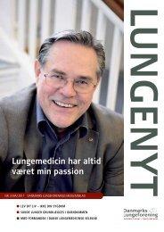 Lungemedicin har altid været min passion - Danmarks Lungeforening