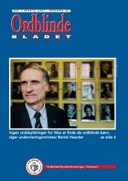 Ordet 1 - Ombrudt - 2007 - Ordblinde/Dysleksiforeningen i Danmark